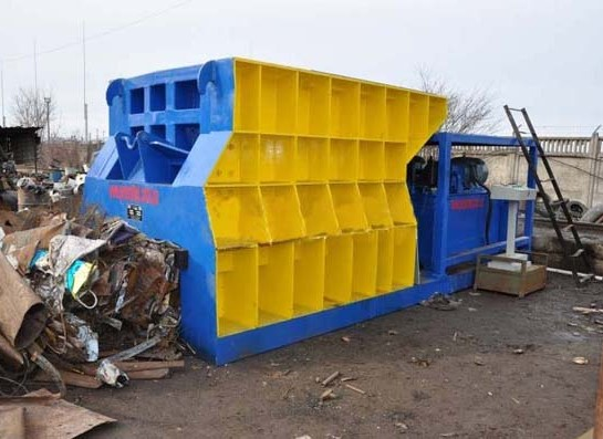 Bull Equipment South Africa Waste Baler
