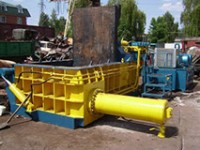 Bull Equipment South Africa Scrap Metal Baler