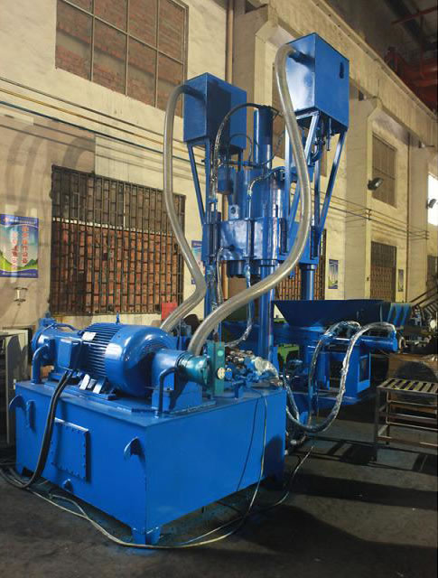 Y83-630 Scrap Metal Briquette Press