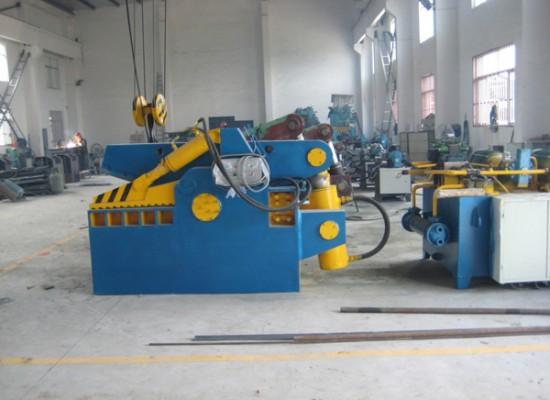Bull Equipment South Africa Hydraulic Metal Shear
