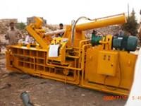 Bull Equipment South Africa Scrap Metal Baler