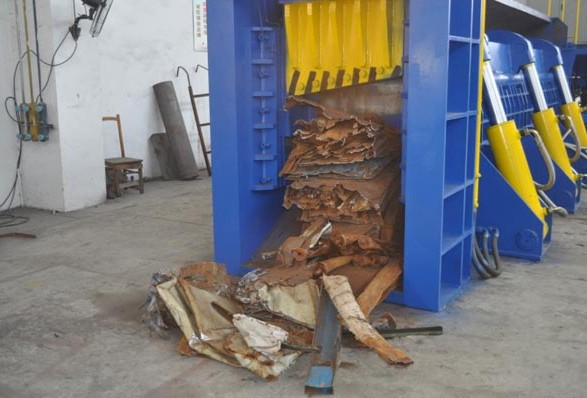 Bull Equipment South Africa Scrap Metal Shear