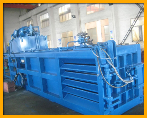 Manual Waste Baler