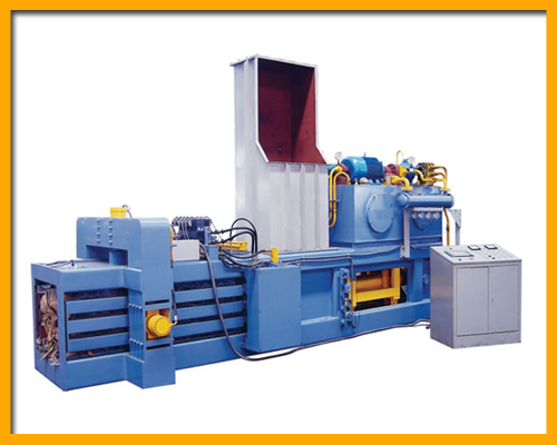 Automatic Waste Baler
