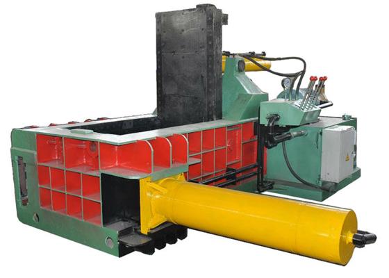 Y83Q-135 Scrap Metal Baler