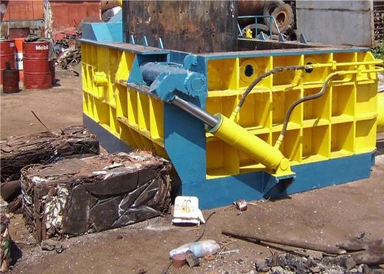 Y83Q-160 Scrap Metal Baler