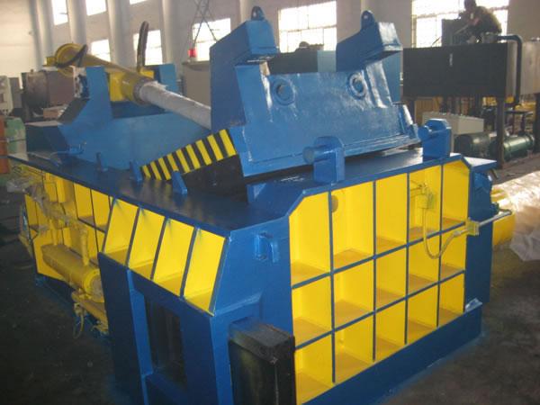 Y83/T-160A Scrap Metal Baler